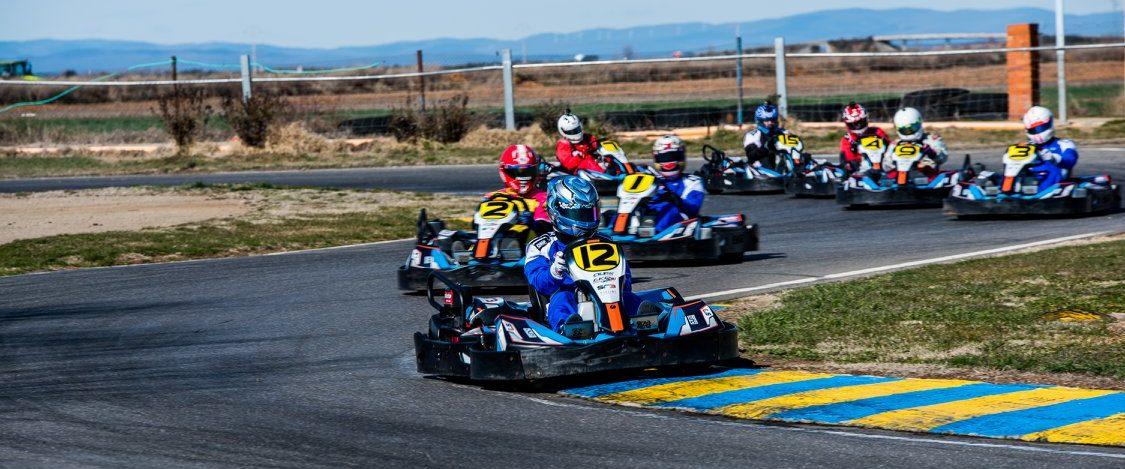 Circuito Fernando Alonso Alquiler Karts : Tratan de boicotear el nacional de karts en el circuito de