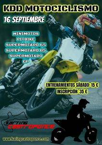 KDD MOTOCICLISMO @ KARTING CASTROPONCE